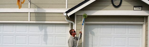 Eave pest control Treatment